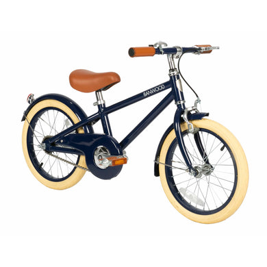 Banwood Classic Pedal Bike - Blue