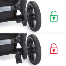 Load image into Gallery viewer, Contours Element Side by Side Convertible Stroller - Posh Baby Co.