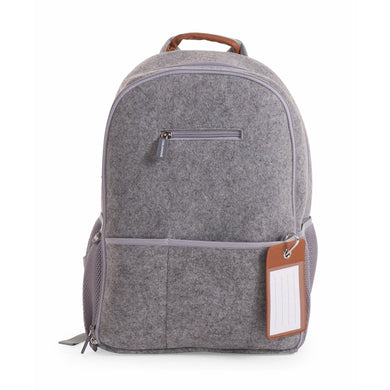ChildHome Nursery Backpack - Felt Grey - Posh Baby Co.