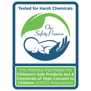 Sealy Allergy Protection Plus Mattress Pad - Posh Baby Co.