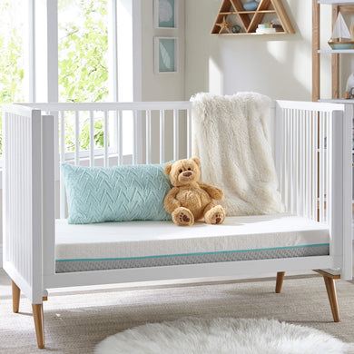 Tempur-Pedic Tempur-Dream 2-Stage Crib and Toddler Mattress - Posh Baby Co.