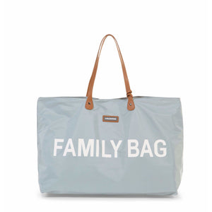 Family Bag - Light Grey