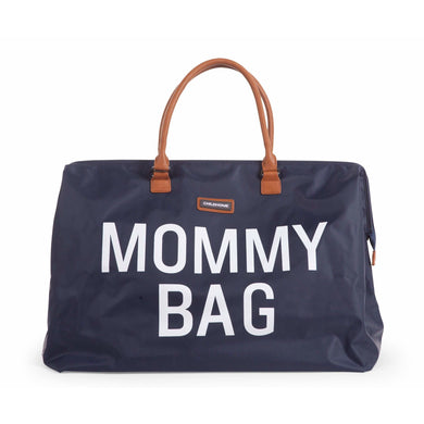 Mommy Bag - Big Navy - Posh Baby Co.