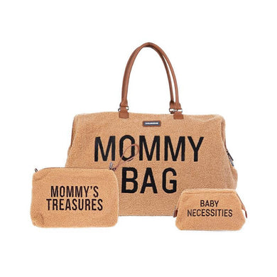Mommy Bag Diaper Bag Bundle - Teddy