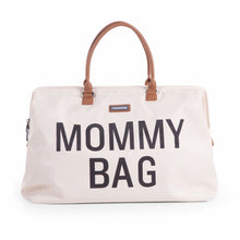Load image into Gallery viewer, Mommy Bag - Big Off White - Posh Baby Co.