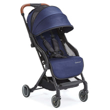Load image into Gallery viewer, Contours Bitsy Elite Stroller - Sapphire Blue - Posh Baby Co.