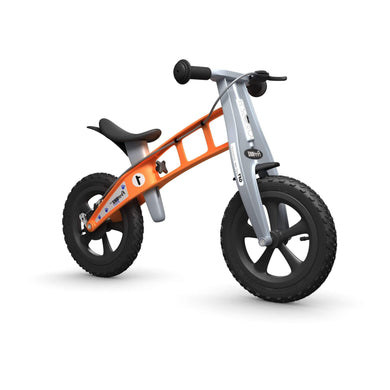 FirstBIKE Cross Balance Bike - Orange - Posh Baby Co.