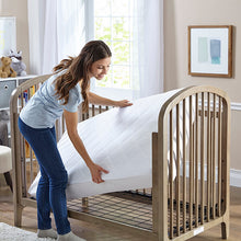Load image into Gallery viewer, Sealy Cool Comfort Crib Mattress Pad - Posh Baby Co.