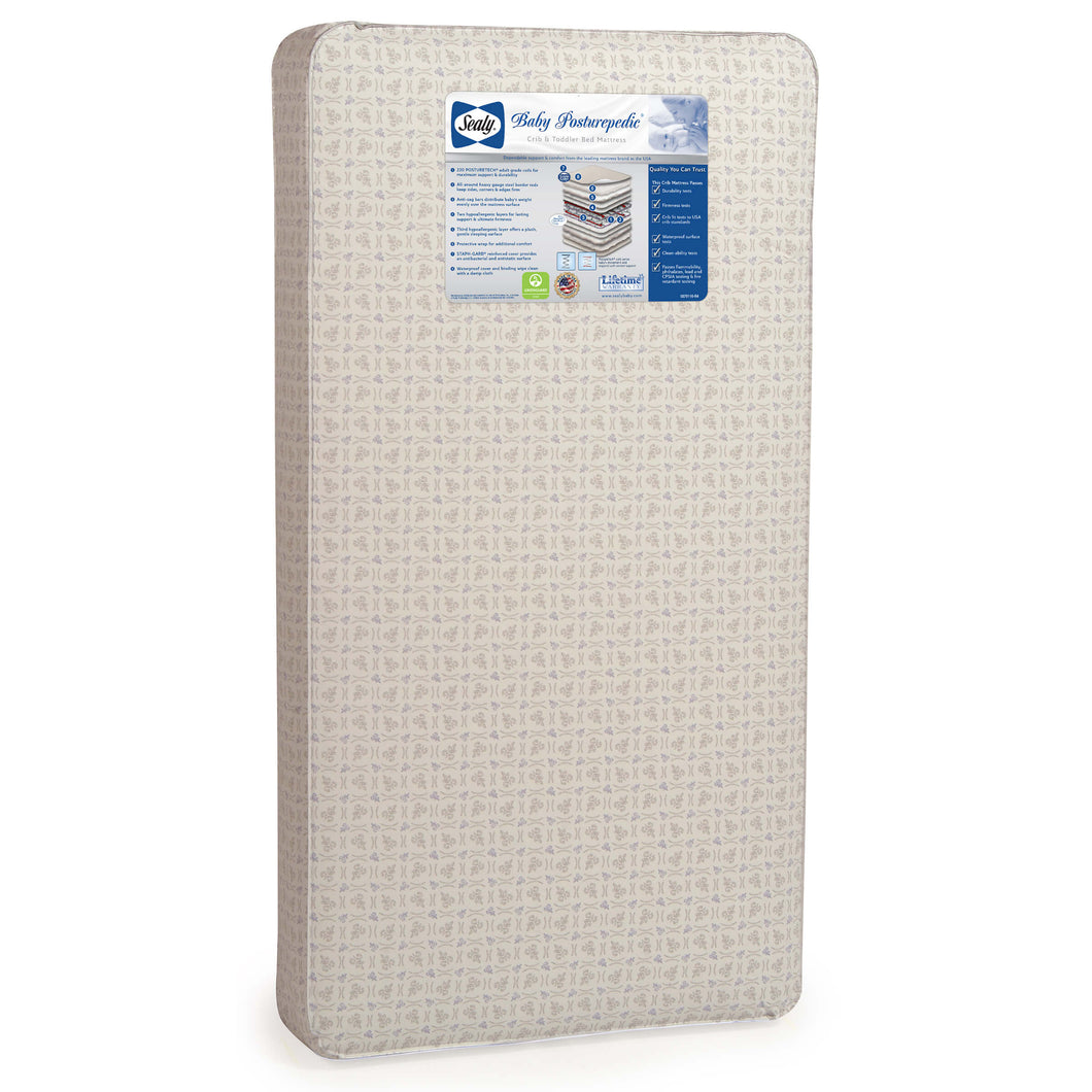Sealy Baby Posturepedic Crib and Toddler Mattress - Posh Baby Co.