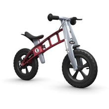Load image into Gallery viewer, FirstBIKE Cross Balance Bike - Red - Posh Baby Co.