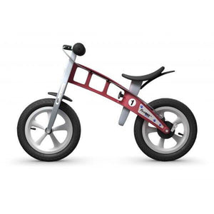 FirstBIKE Street Balance Bike - Red - Posh Baby Co.