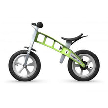 Load image into Gallery viewer, FirstBIKE Street Balance Bike - Green - Posh Baby Co.