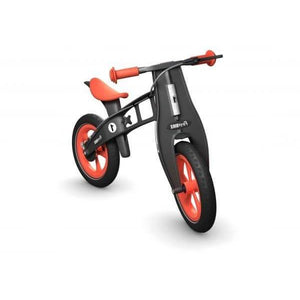 FirstBIKE Limited Balance Bike - Orange - Posh Baby Co.