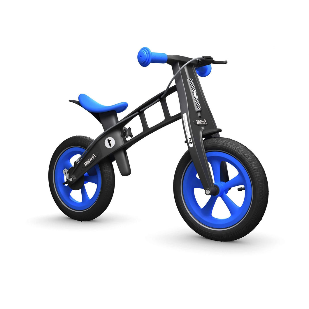 FirstBIKE Limited Balance Bike - Blue - Posh Baby Co.