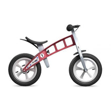 Load image into Gallery viewer, FirstBIKE Street Balance Bike - Red - Posh Baby Co.