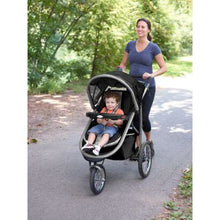 Load image into Gallery viewer, Graco FastAction Fold Jogger Click Connect Travel System - Gotham - Posh Baby Co.