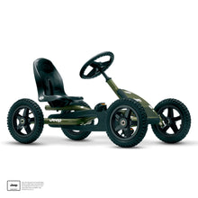 Load image into Gallery viewer, BERG Jeep Junior Pedal Go-Kart