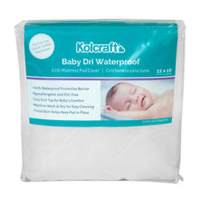 Load image into Gallery viewer, Kolcraft Baby Dri Waterproof Pad - Posh Baby Co.
