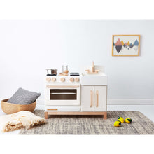 Load image into Gallery viewer, Milton & Goose Essential Play Kitchen - White