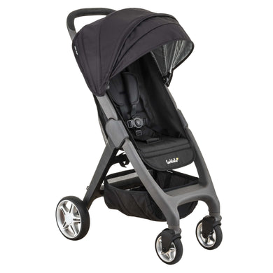 Larktale Chit Chat Stroller - Mornington Grey - Posh Baby Co.