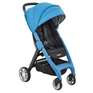 Larktale Chit Chat Stroller - Freshwater Blue - Posh Baby Co.