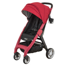 Load image into Gallery viewer, Larktale Chit Chat Stroller - Barossa Red - Posh Baby Co.