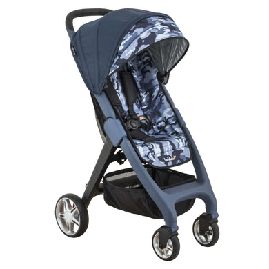 Larktale Chit Chat Stroller - Longreef Navy - Posh Baby Co.