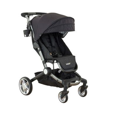 Larktale Coast Stroller - Byron Black - Posh Baby Co.