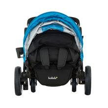Load image into Gallery viewer, Larktale Coast Stroller - Freshwater Blue - Posh Baby Co.