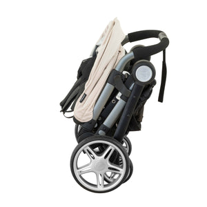 Larktale Coast Stroller - Cottesloe Cream - Posh Baby Co.