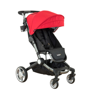 Larktale Coast Stroller - Barossa Red - Posh Baby Co.