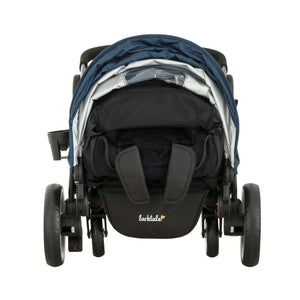 Larktale Coast Stroller - Longreef Navy - Posh Baby Co.
