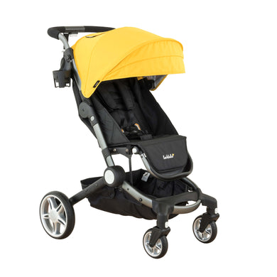 Larktale Coast Stroller - Clovelly Yellow - Posh Baby Co.