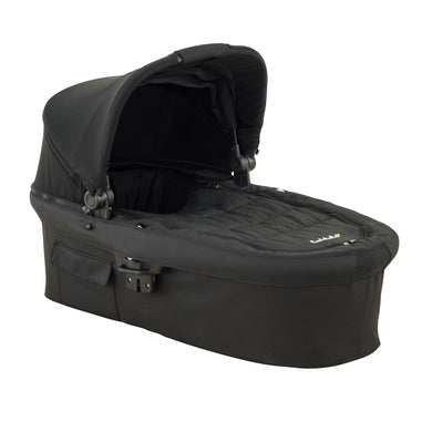 Larktale Coast Carry Cot - Black - Posh Baby Co.