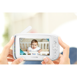 Motorola Bliss54 - 2 Dual Camera Video Baby Monitor