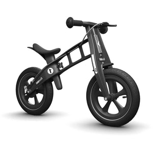 FirstBIKE Limited Balance Bike - Black - Posh Baby Co.