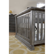 Load image into Gallery viewer, Pali Modena Forever Convertible Crib - Granite - Posh Baby Co.