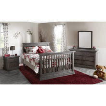 Load image into Gallery viewer, Pali Modena Collection 3-Piece Nursery Furniture Set - Granite - Posh Baby Co.