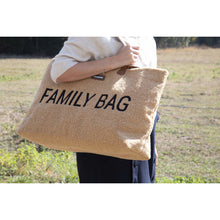 Load image into Gallery viewer, Family Bag - Teddy Beige
