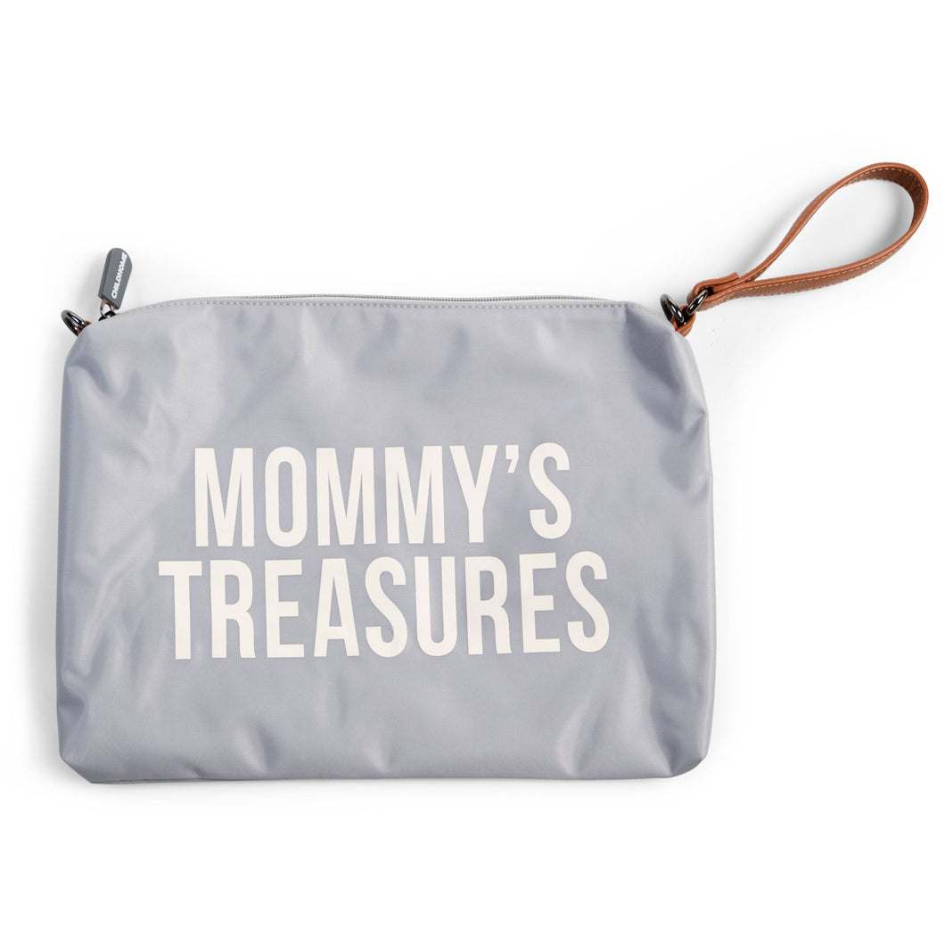ChildHome Mommy's Treasures Clutch - Grey
