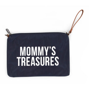 ChildHome Mommy's Treasures Clutch - Navy