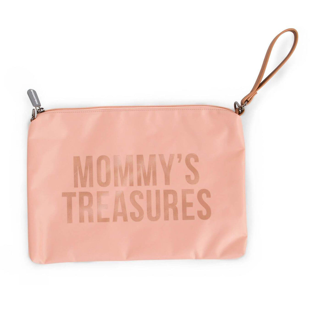ChildHome Mommy's Treasures Clutch - Pink