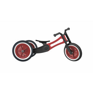 Wishbone Bike RE2 3-In-1 - Red - Posh Baby Co.