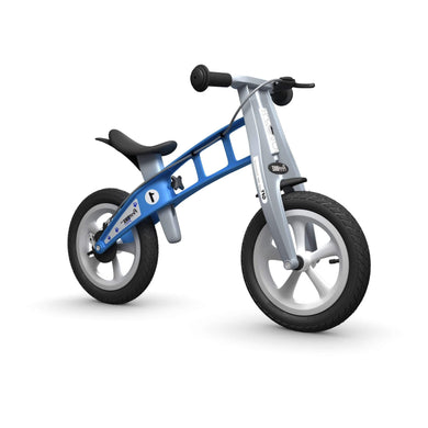 FirstBIKE Street Balance Bike - Light Blue - Posh Baby Co.
