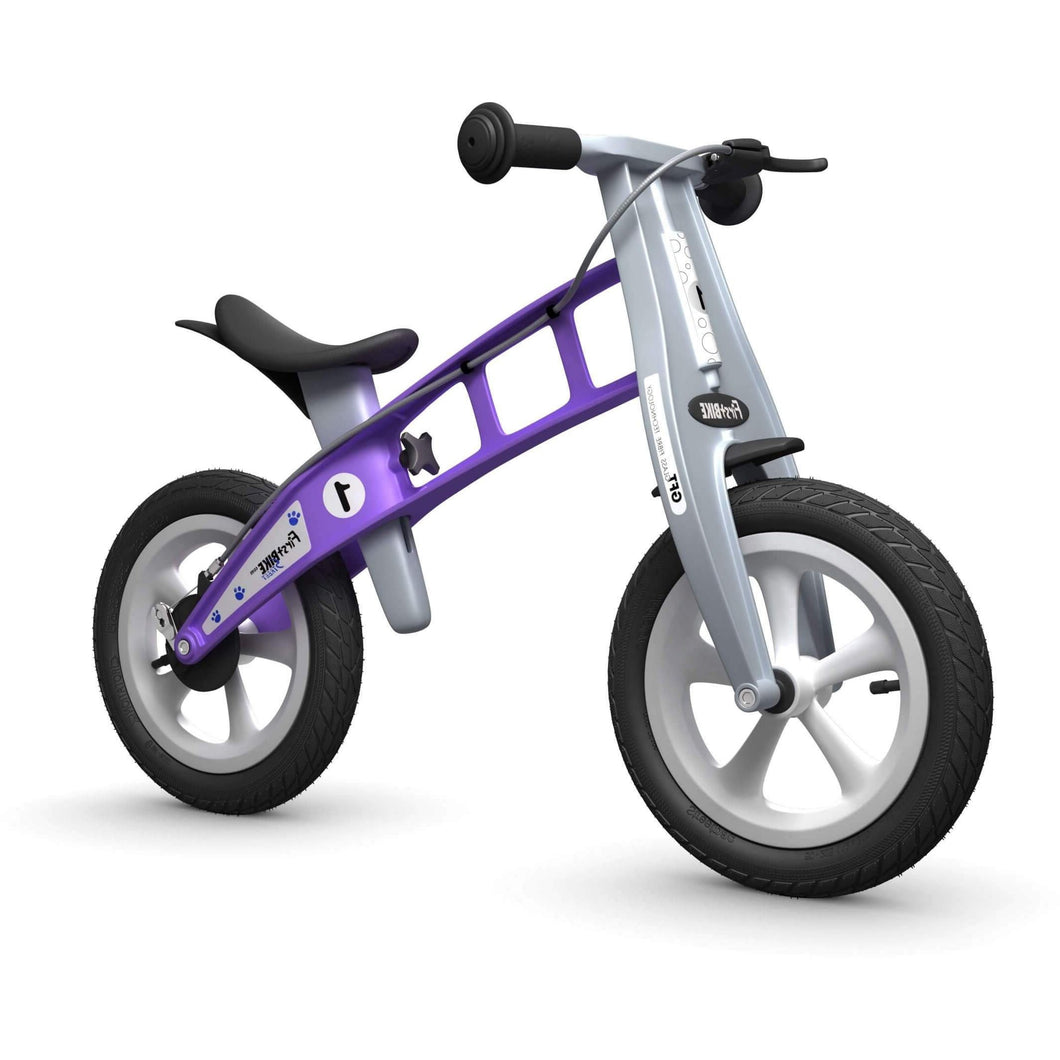 FirstBIKE Street Balance Bike - Violet - Posh Baby Co.