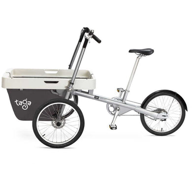 Taga 2.0 Family Cargo Bike - Basic - Posh Baby Co.