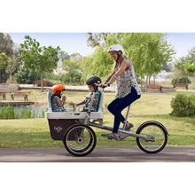 Load image into Gallery viewer, Taga 2.0 Family Cargo Bike - Duo Seater - Posh Baby Co.