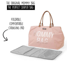 Load image into Gallery viewer, Mommy Bag - Big Pink - Posh Baby Co.