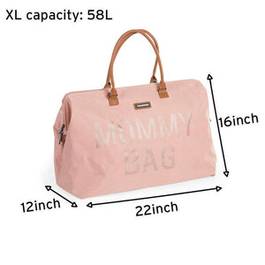 Mommy Bag Diaper Bag Bundle - Pink