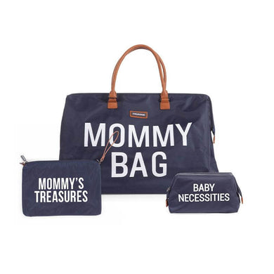 Mommy Bag Diaper Bag Bundle - Navy